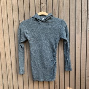 Isabel Marant pour hoodie sweater gray 10- 11 year